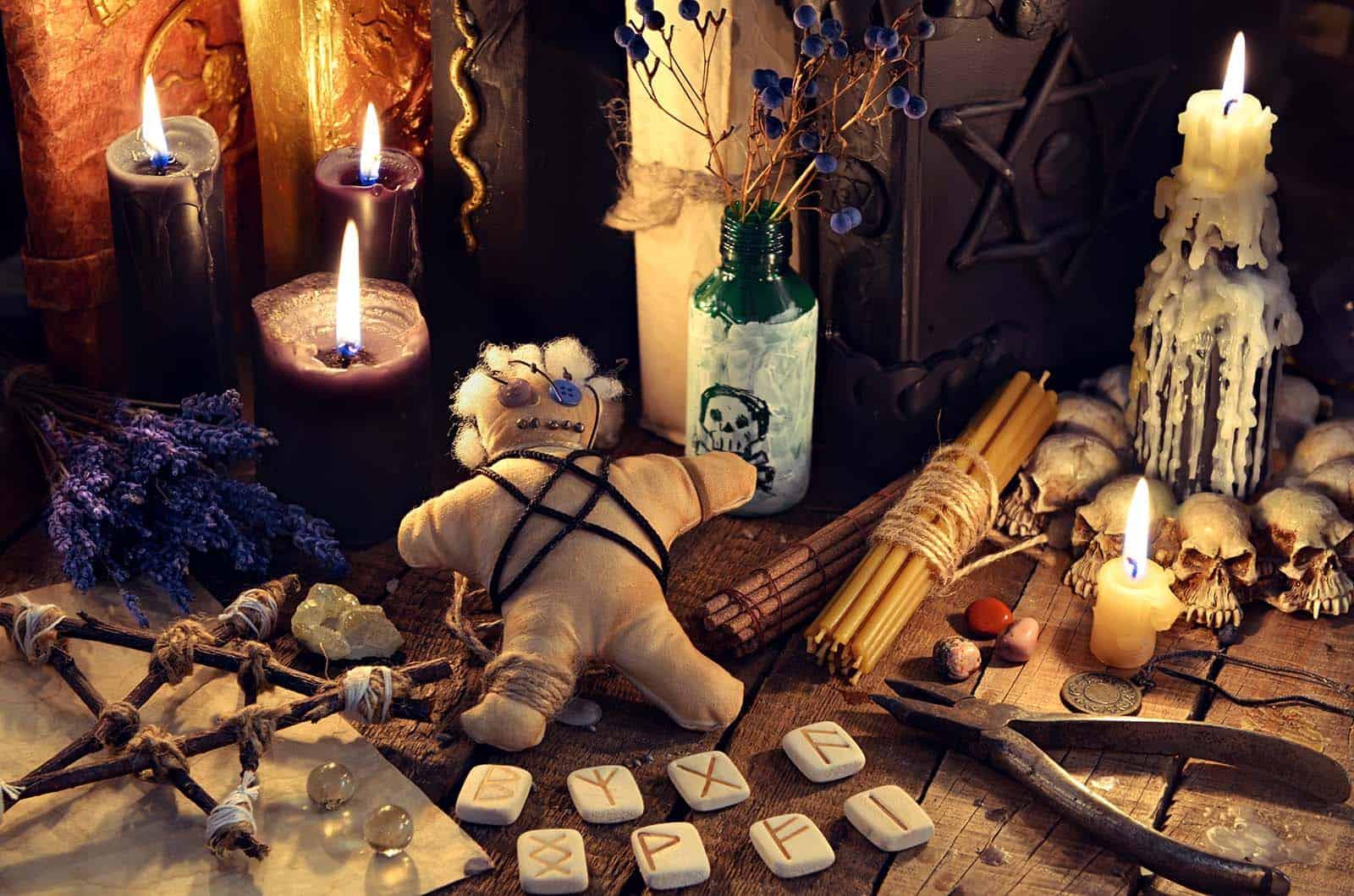 vudu magija